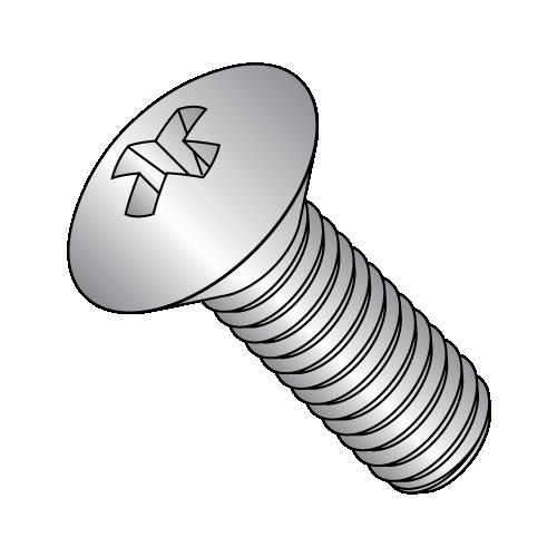 oval machine screws