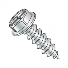 Hex Washer - Combination - Type AB - Self Tapping Screws - Zinc