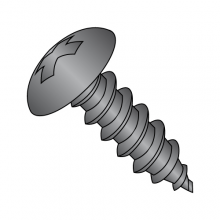 Truss - Phillips - Type AB - Self Tapping Screws - Black Oxide