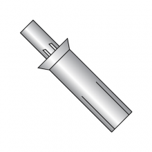 Drive Pin Rivets - Countersunk Head - Aluminum