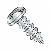 Pan - Combination - Type A - Self Tapping Screws - Zinc