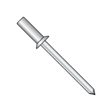 Standard Blind - Closed End - Aluminum Body-Steel Mandrel - Countersunk Head