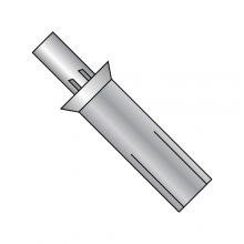Drive Pin Rivets - Countersunk Head - Aluminum and Stainless