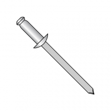 Standard Blind - Aluminum Body with Steel Mandrel - Dome Head