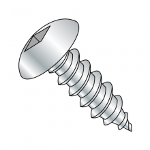 Square - Truss - Type A - Self Tapping Screws - Zinc