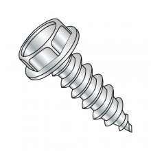 "Hex Washer - Unslotted - Type A - Self Tapping Screws - 7/16"" A.F."