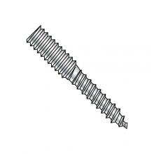 Hanger Bolts - Fully Threaded - Zinc