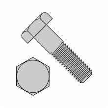 Hex Machine Bolts - Hop Dip Galvanized