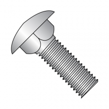 Carriage Bolts - 18-8 Stainless
