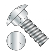 Carriage Bolts (Shaker Screen) - Grade 5 - Zinc