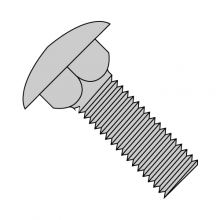 Carriage Bolts - Low Carbon - Hot Dip Galvanized