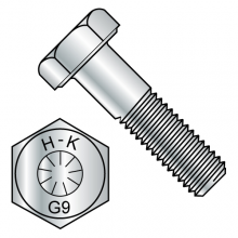 Hex Cap Bolts - Grade 9 - Fine - USA