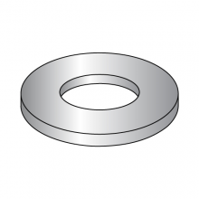 DIN 125A Standard Flat Washers - 18-8 Stainless