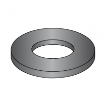 DIN 125A Standard Flat Washers - Black Ox over 18-8