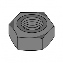 Din 929 - Metric - Hex Weld Nuts - Steel Plain