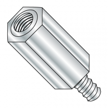 "3/8"" Hex Male-Female - Standoffs - Aluminum"