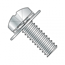 JIS B1188 - Phillips - Pan - Split / Flat Washer - SEMS Machine Screws - Zinc
