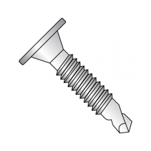 Wafer - Phillips - Self Drilling Screws - 18-8 Stainless