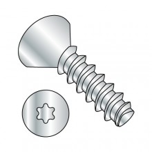 Flat Six-Lobe - Generic Alternatives to Plastite® 48-2 Thread Rolling Screws*