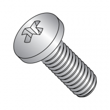 DIN 7985A - Pan - Phillips - Machine Screws - 18-8 Stainless