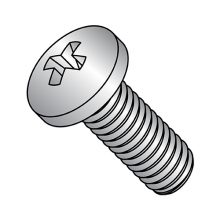 DIN 7985A - Pan - Phillips - Machine Screws - A4 Stainless