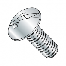 Truss Combination - Machine Screw - Zinc