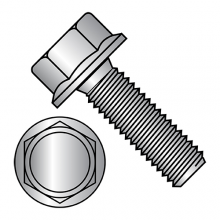 DIN 6921 - Hex Flange Bolts - A2 Stainless