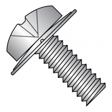 ISO 7045 - Phillips w/ Conical Lock Washer - SEMS - Machine Screws - Stainless