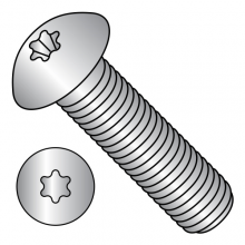 ISO 7380 - Six-Lobe - Button Head Cap Screws - A2 Stainless