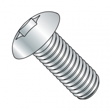 Truss - Six Lobe - Machine Screws - Zinc
