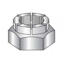 Flex Type Hex Lock Nut - Light Hex - Thin Height - Cadmium