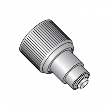 Retractable Captive - Panel Fasteners - Natural