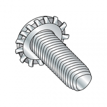 Pan - Phillips - External Tooth - SEMs - Alternatives to Taptite® Thread Rolling Screws* - Zinc
