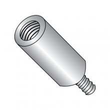 "1/4"" Round Male-Female - Standoffs - Nickel Plated"