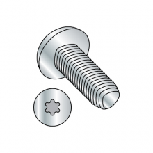 Pan - Six Lobe - Alternatives to Taptite® Thread Rolling Screws*  - Zinc