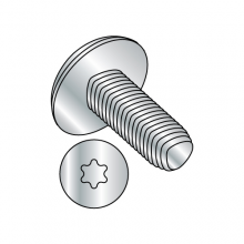 Truss - Six Lobe - Alternatives to Taptite® Thread Rolling Screws* - Zinc