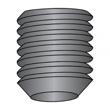 Socket Set Screws - Imported - Cup Point - Coarse Thread