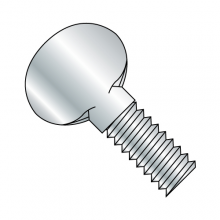 Thumb Screws - Type B - No Shoulder - Zinc