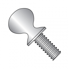 Thumb Screws - Type A - with Shoulder - 18-8 Stainless