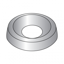 Countersunk Finishing Washers - 18-8 Stainless