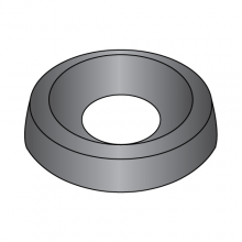 Countersunk Finishing Washers - Black Oxide