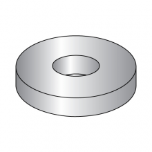Standard Flat Washers - 18-8 Stainless