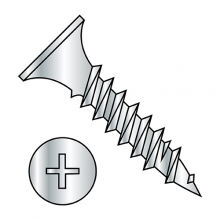 Bugle - Phillips - Drywall Screws - Fine Thread / Sharp Point - Zinc