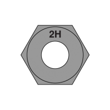 Heavy Hex Nuts A 194 2 H Plain Imported