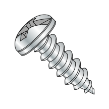Pan - Combination - Type AB - Self Tapping Screws - Zinc