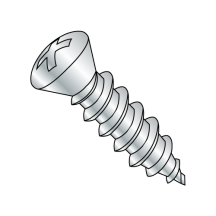 Oval Undersized Head Type AB Self Tapping Screws