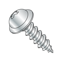Round Washer - Phillips - Type AB - Self Tapping Screws - Zinc