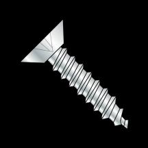 82 Flat Undercut Type AB Self Tapping Screws