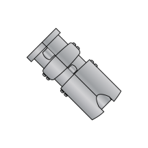 Short Length - Single Expansion Anchor -  Zamac Alloy