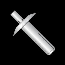 Liner Aluminum Rivet